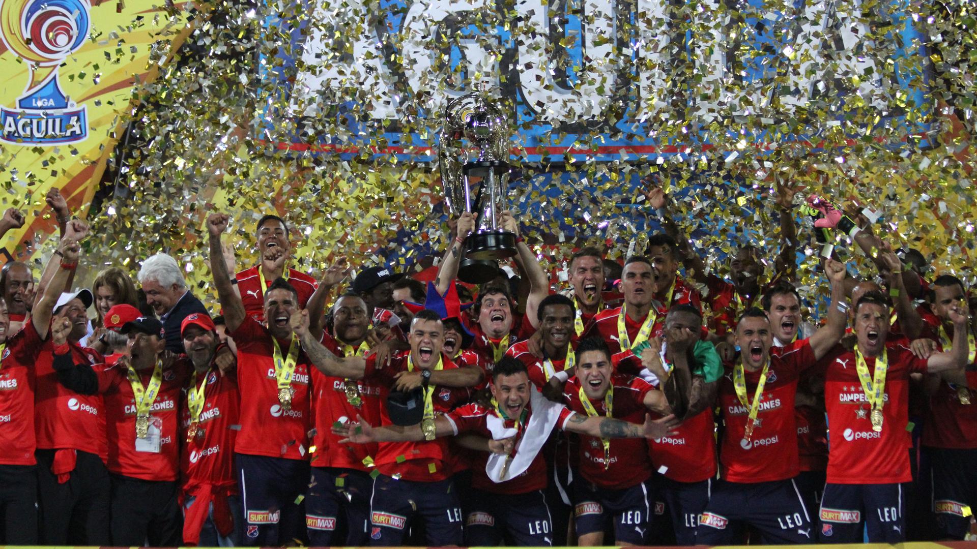 Medellín campeón 2016