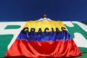 GRacias Colombia - Chapecoense
