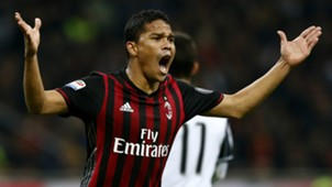 Carlso Bacca vs Juventus Serie A 2016-2017