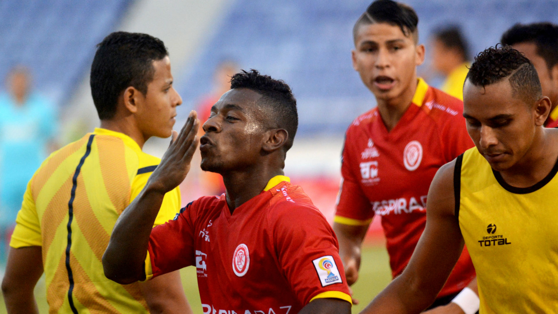 Pablo Rojas Uniautónoma vs Atlético Nacional