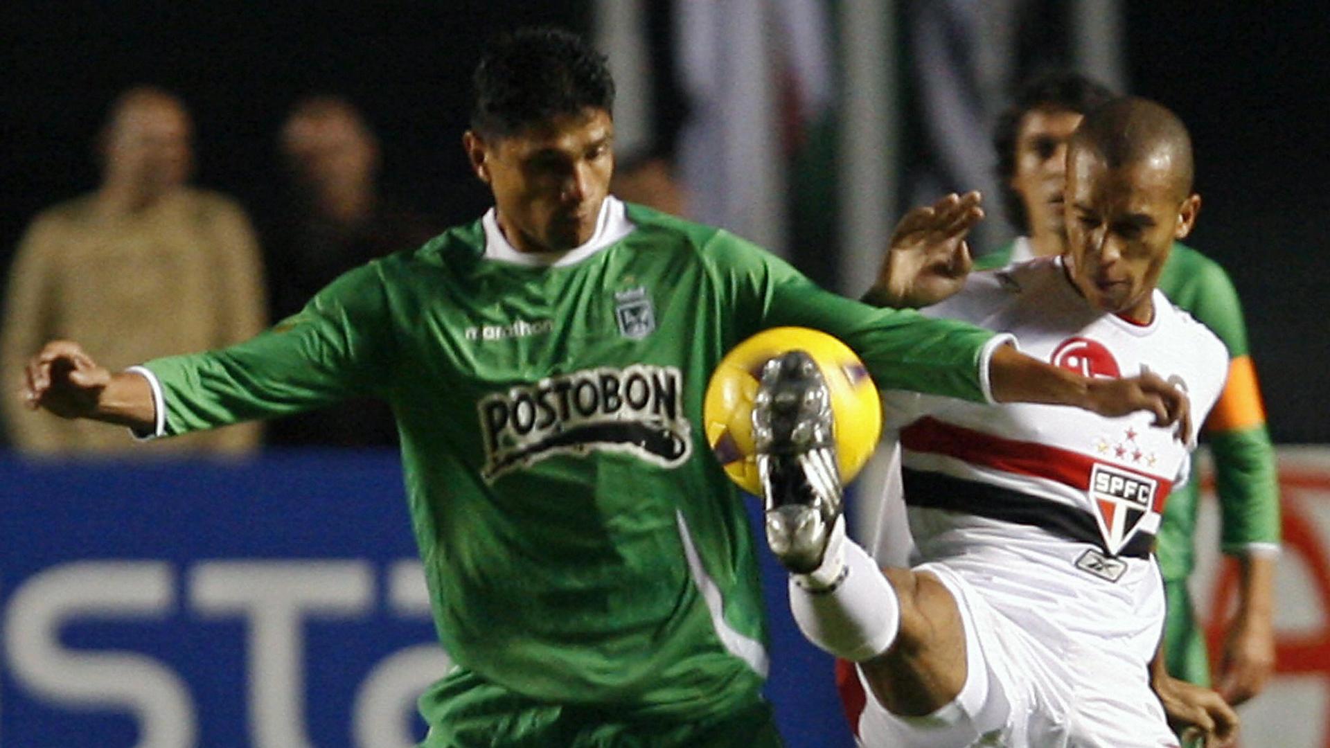 Carlos Villagra - Nacional 2008