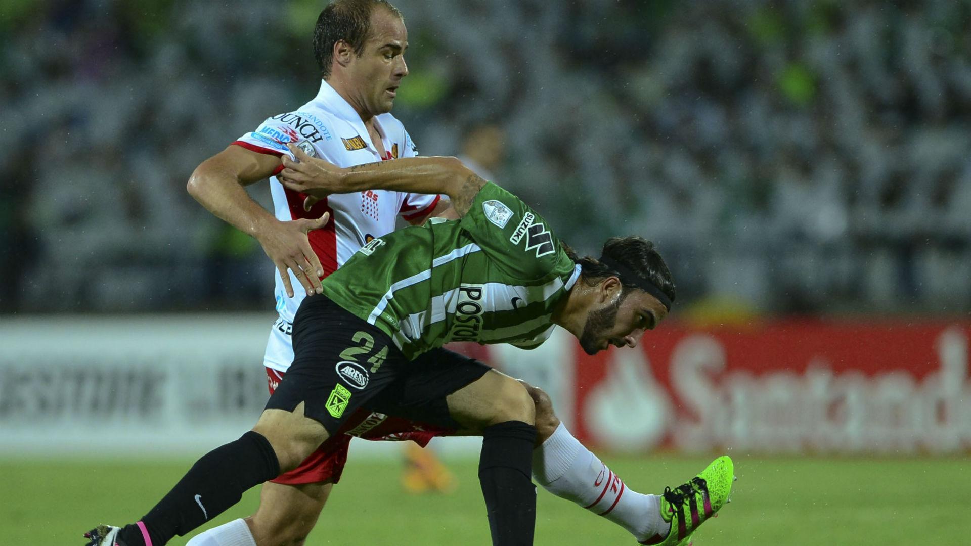 Atlético Nacional vs Huracán Copa Libertadores 2016