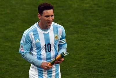 Lionel Messi - Galería