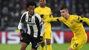 Juan Cuadrado Juventus vs Dinamo Champions League 07122016