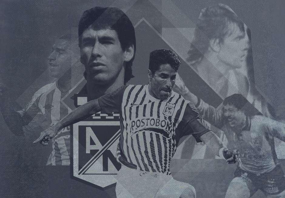 Atlético Nacional - 20 grandes jugadores HD