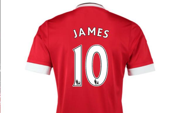 James Rodríguez - futuro posible