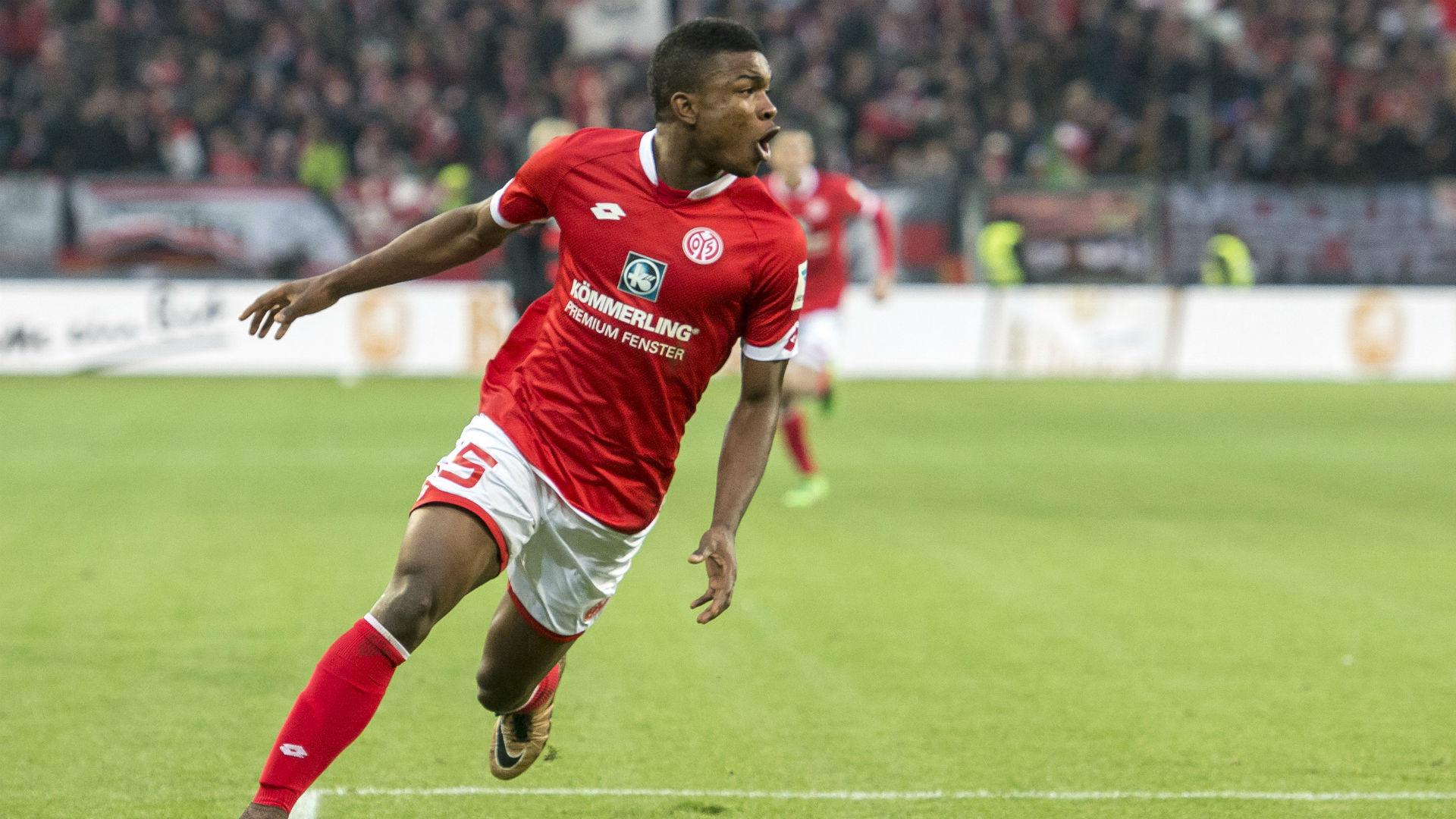 Jhon Córdoba Mainz Gol 2016
