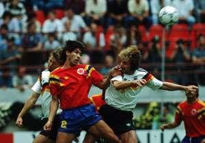 Colombia V Germany (Andrés Escobar) 1990