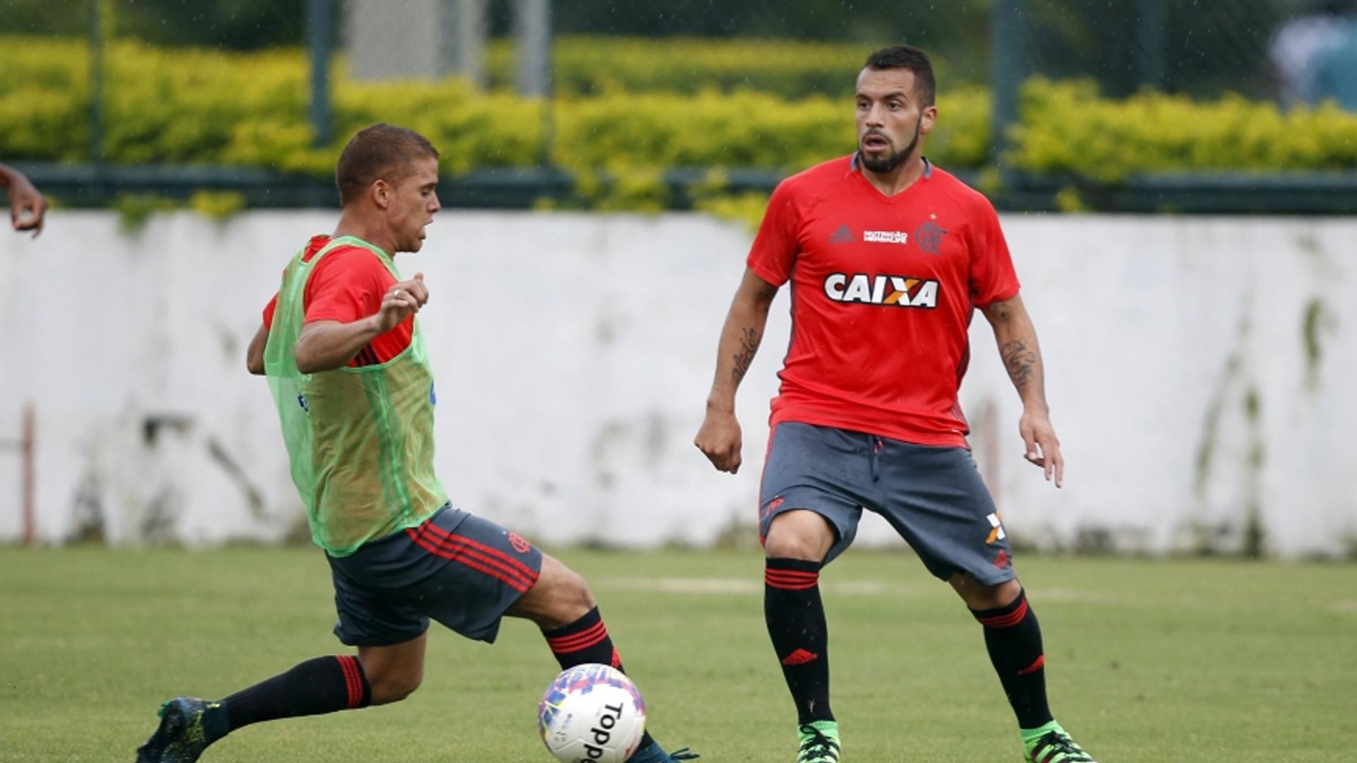 Gustavo Cuellar - Flamengo