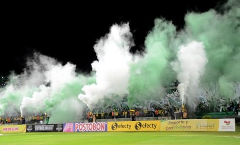 Atlético Nacional vs Jaguares 2015-II