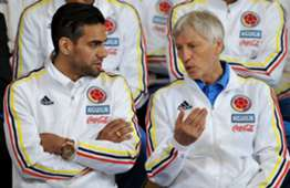 Falcao & Pekerman Colombia 2015