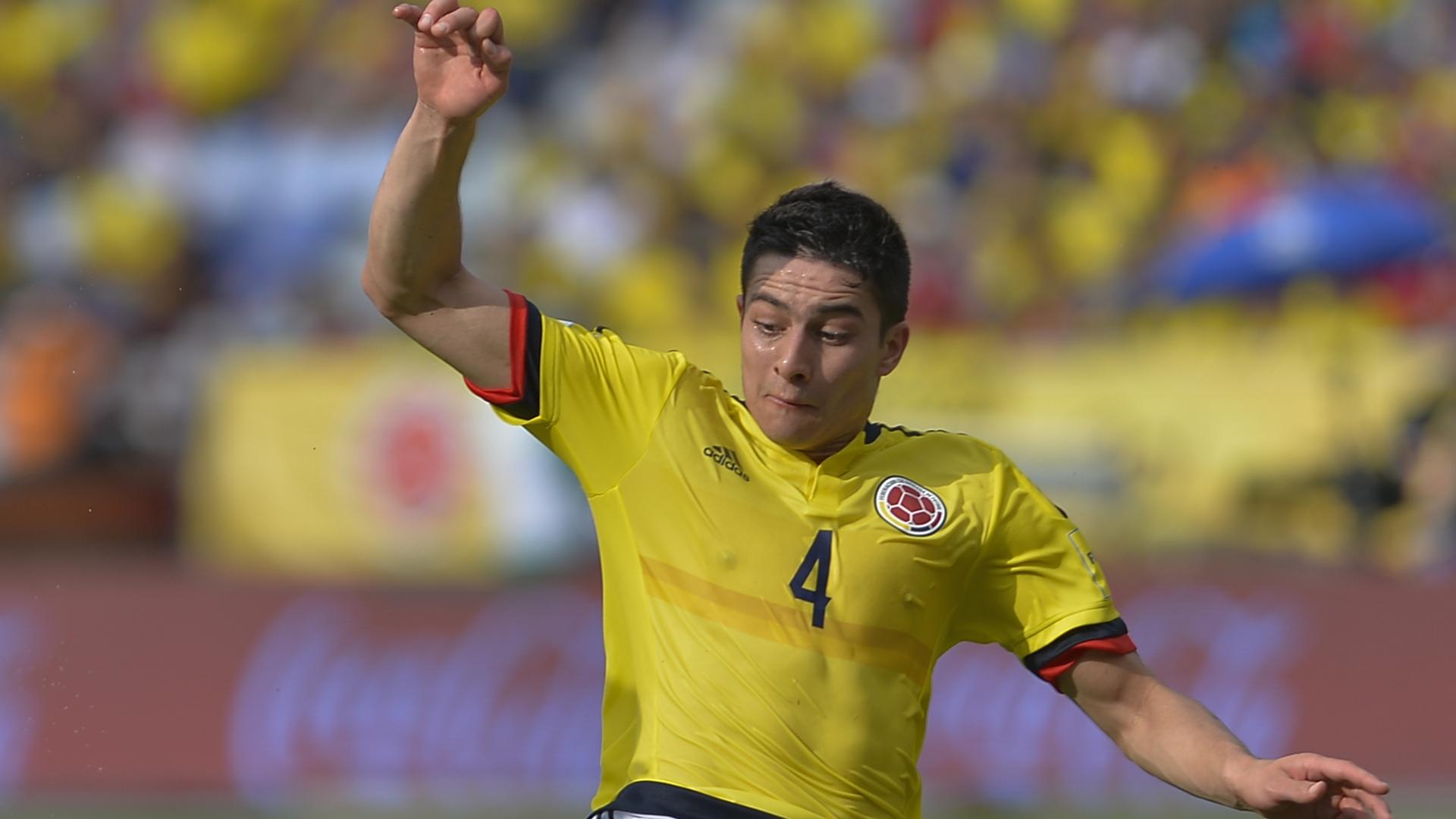 Stefan Medina - Colombia