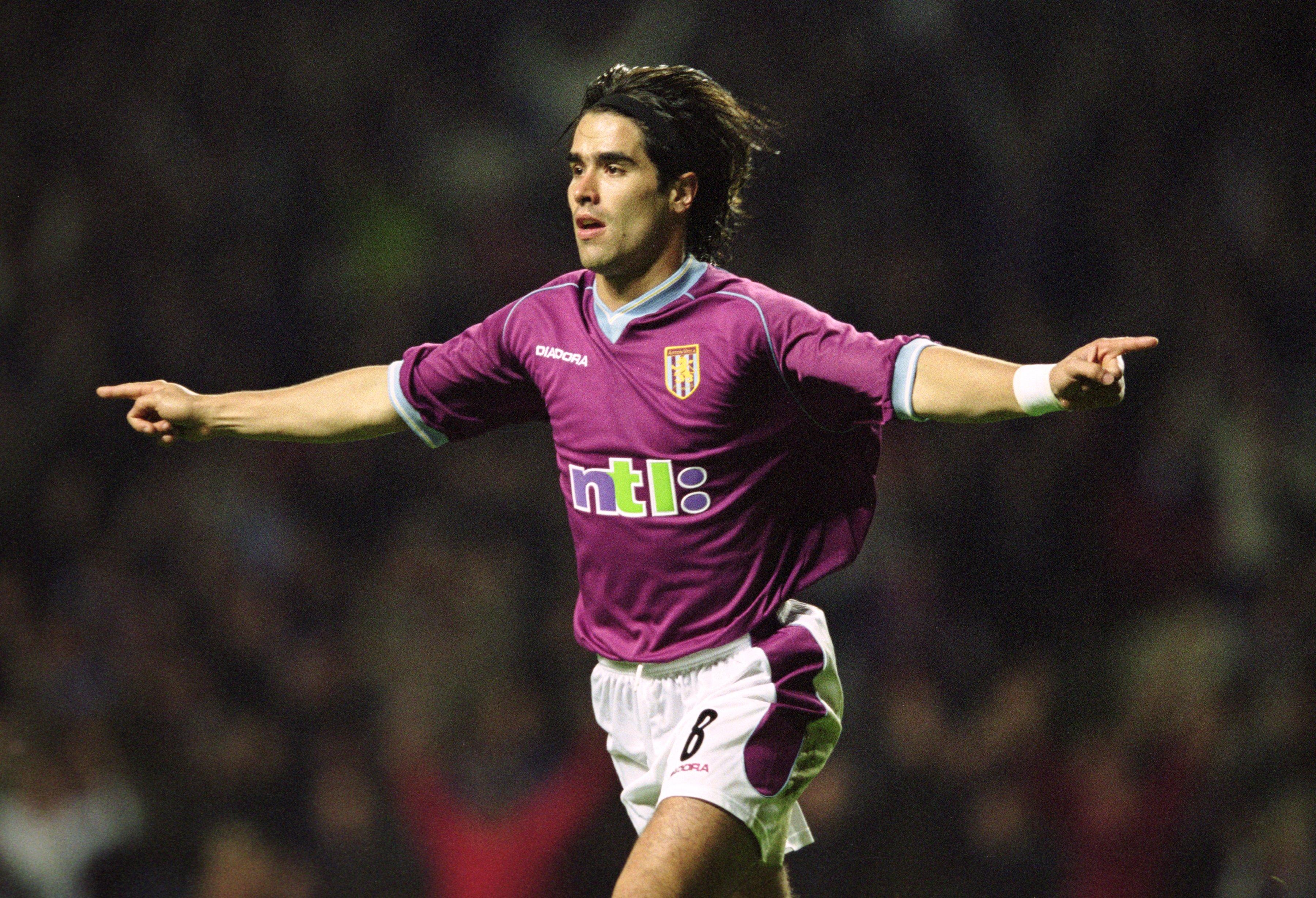 Juan Pablo Ángel - Aston Villa