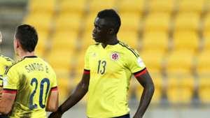 Selección Colombia Sub23 Davinson Sánchez
