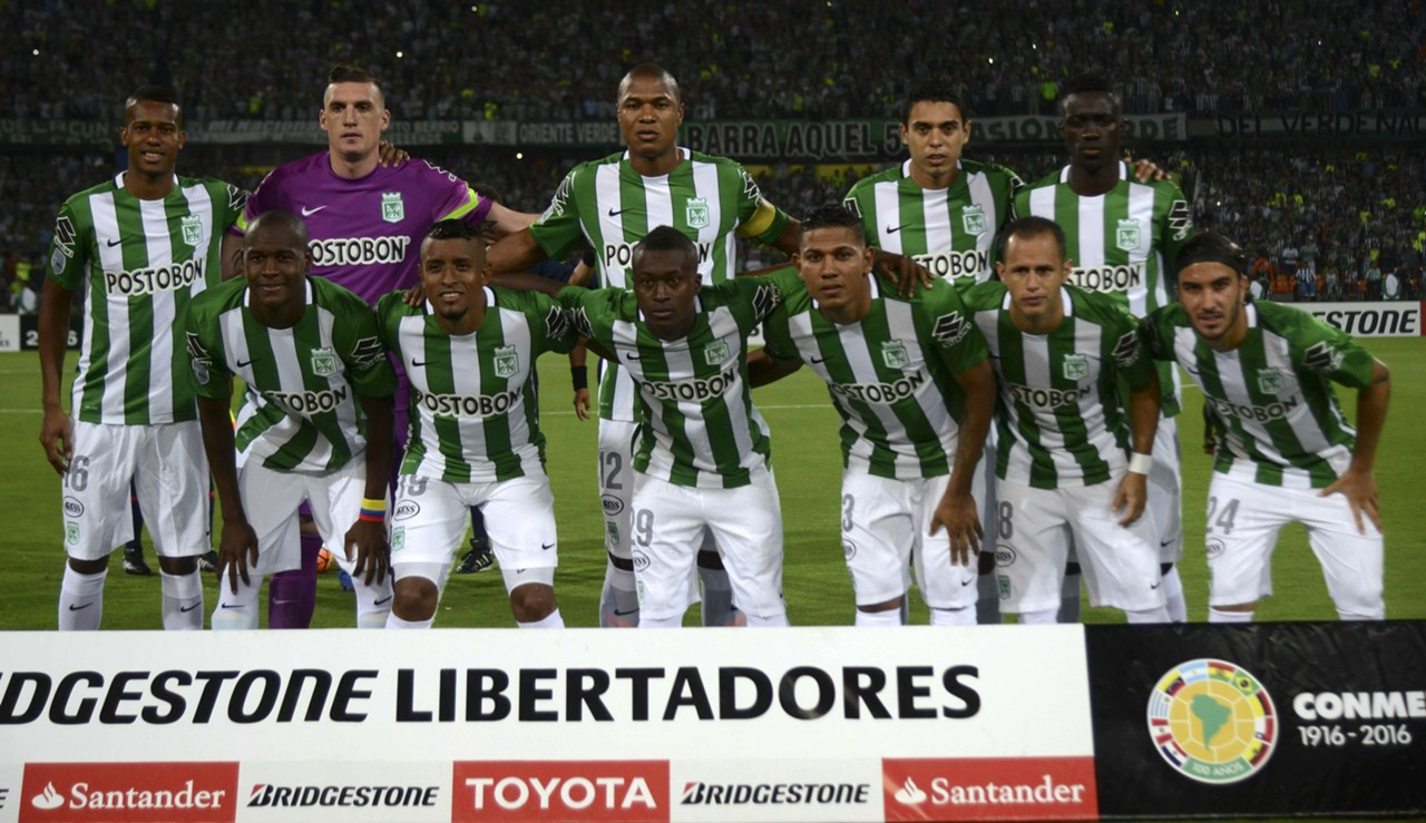 GALERÍA: Atlético Nacional vs Peñarol Copa Libertadores 2016
