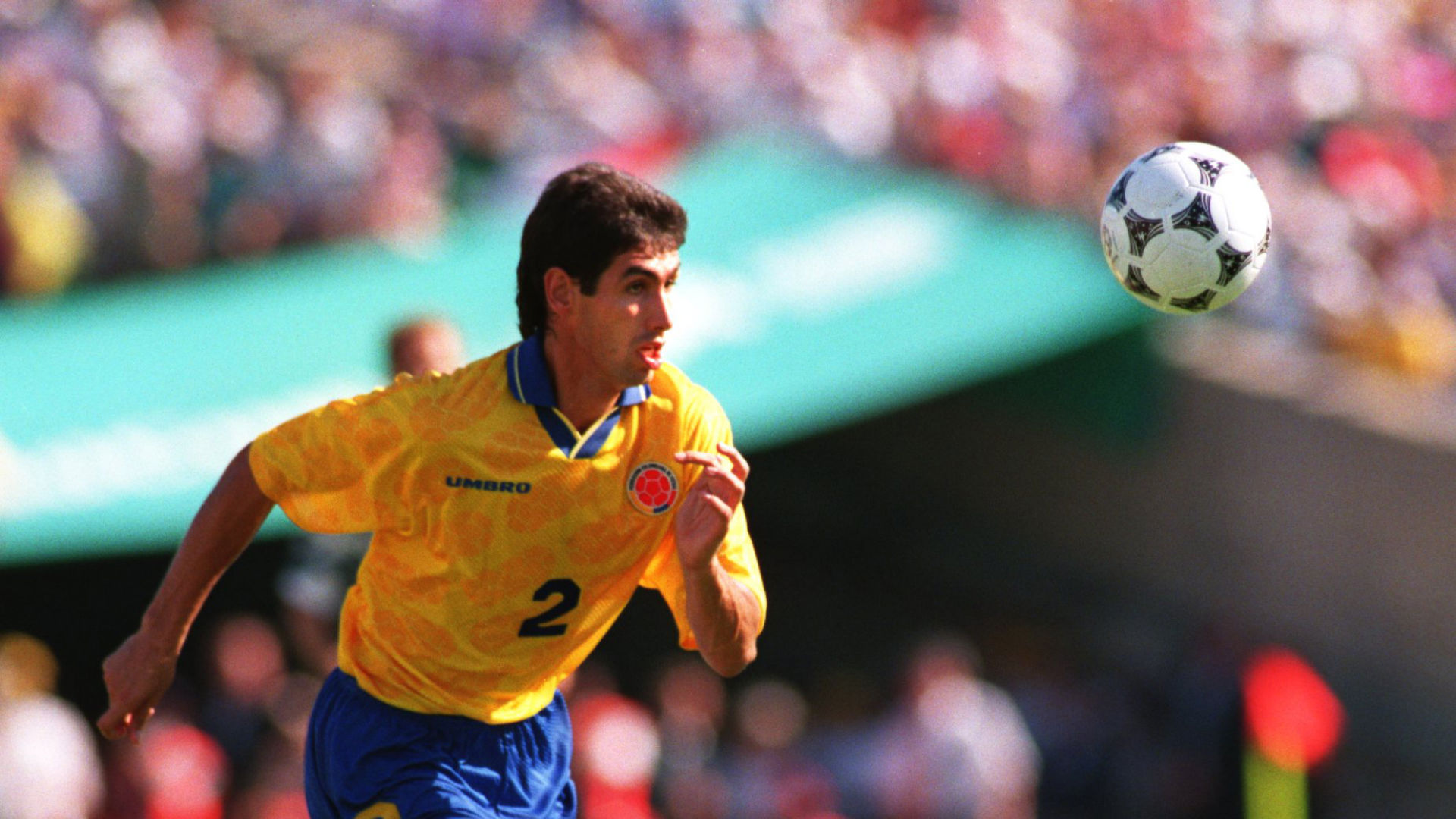 Andrés Escobar - Colombia 1994