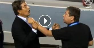 Altercado Pinto vs Bolillo (2017)