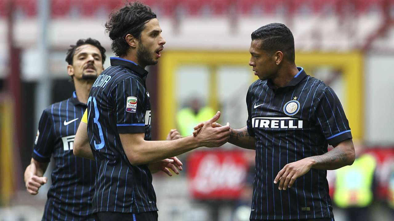 Fredy Guarín - Inter de Milán