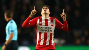 Santiago Arias gol PSV vs Bayern Champions 2016
