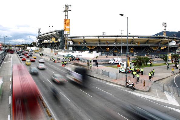 Estadio El Campín - Bogotá