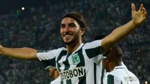 Sebastián Pérez - Atlético Nacional