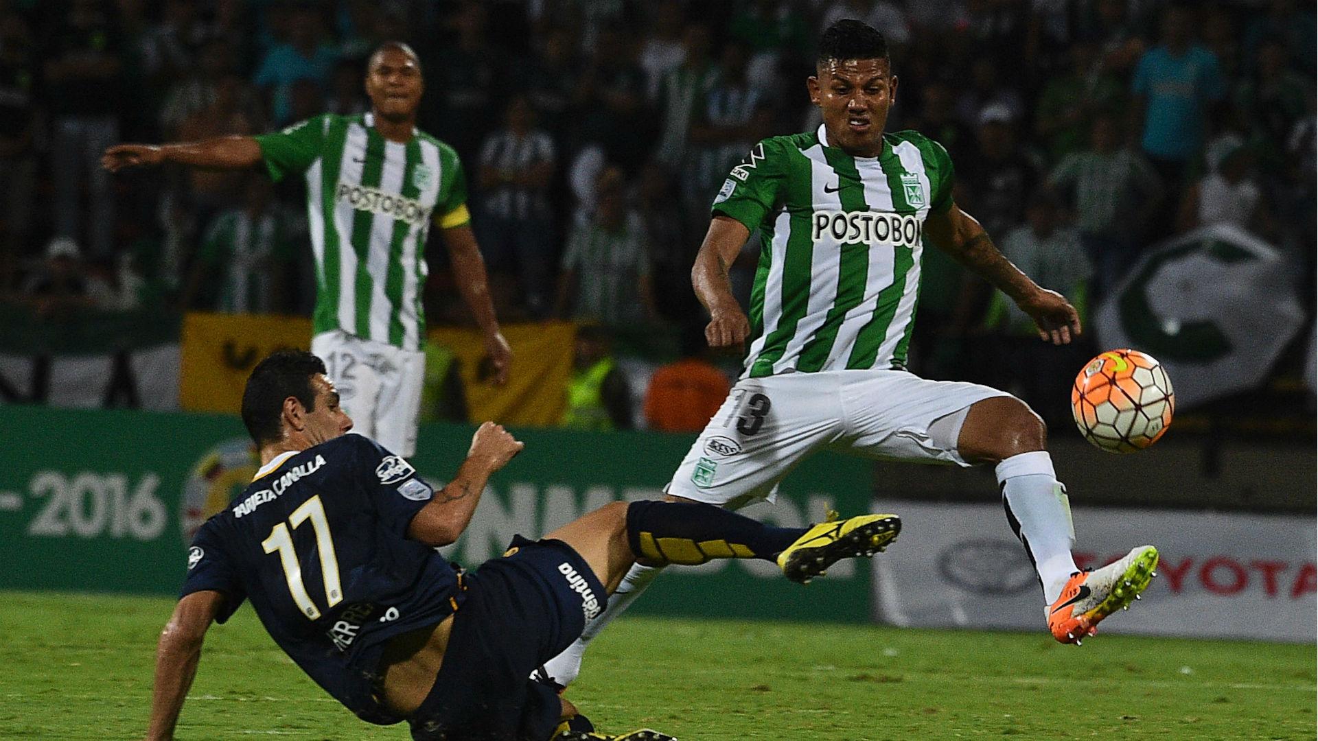 Atlético Nacional vs Rosario Central Copa Libertadores