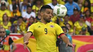 Radamel Falcao Colombia vs Chile Eliminatoria 2016