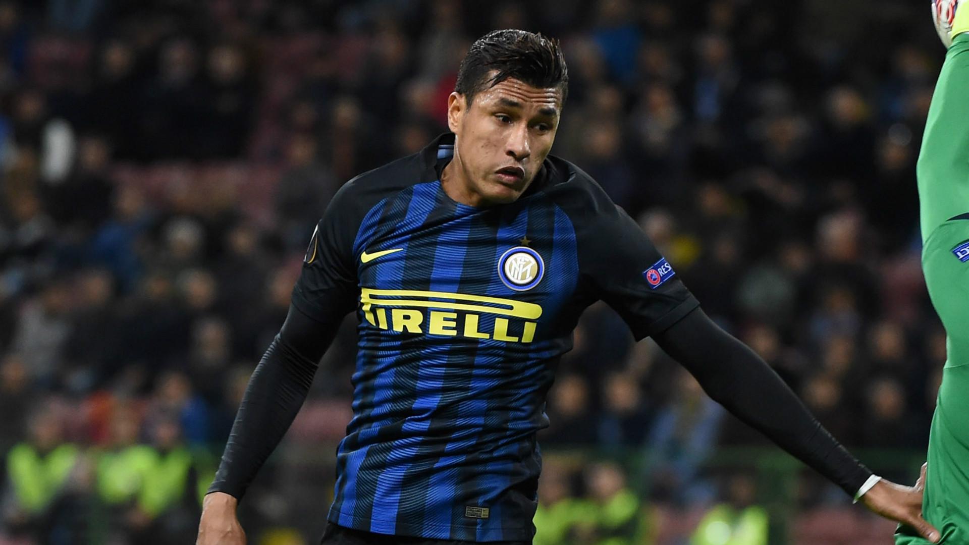 Jeison Murillo con Inter de Milan (2016-II)