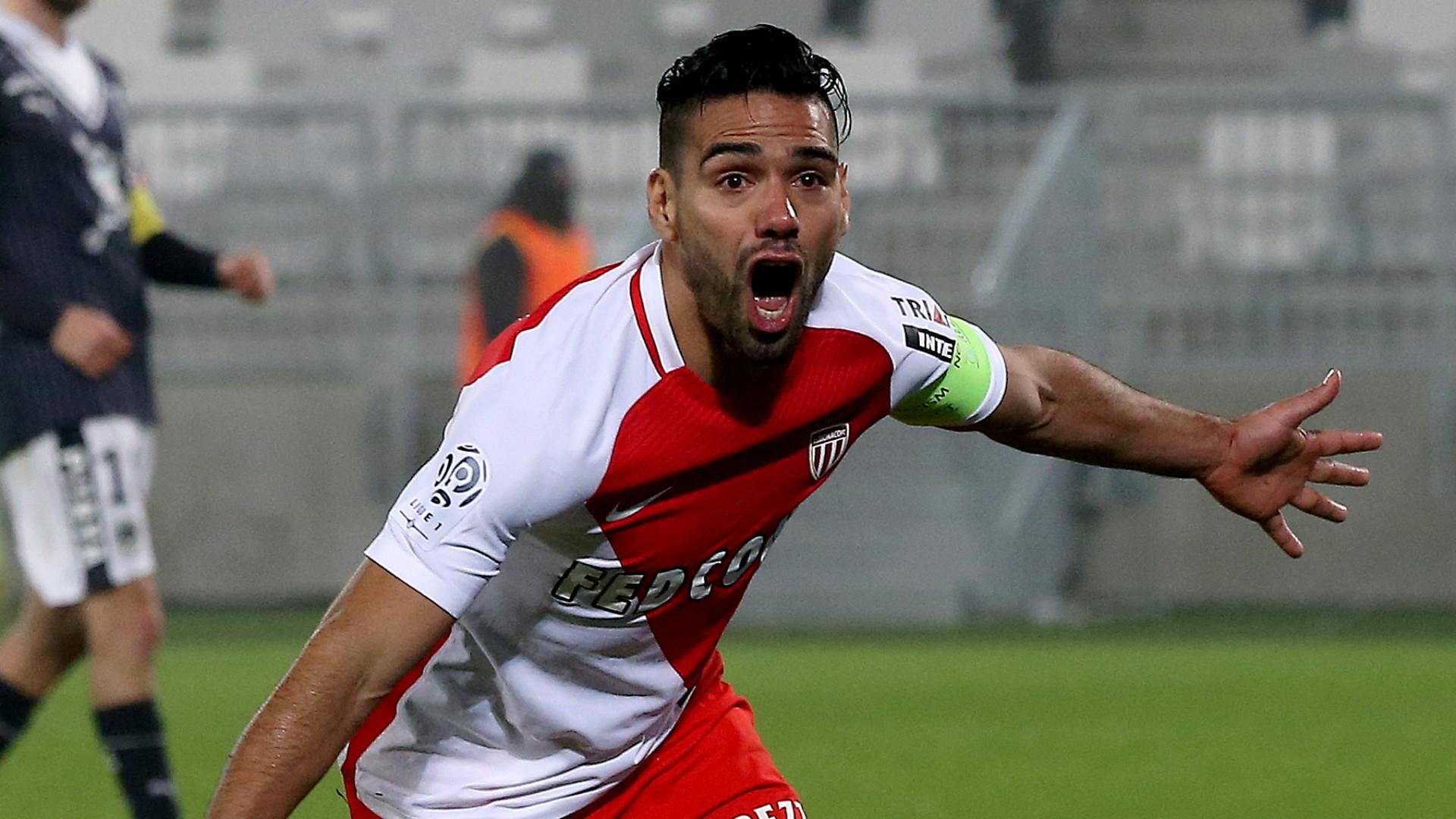 Radamel Falcao García 2016 (Bordeaux vs Monaco)