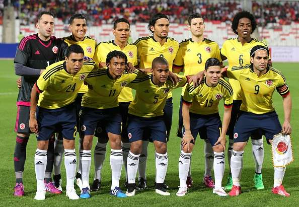 Bahrein vs Colombia 03/26/2015