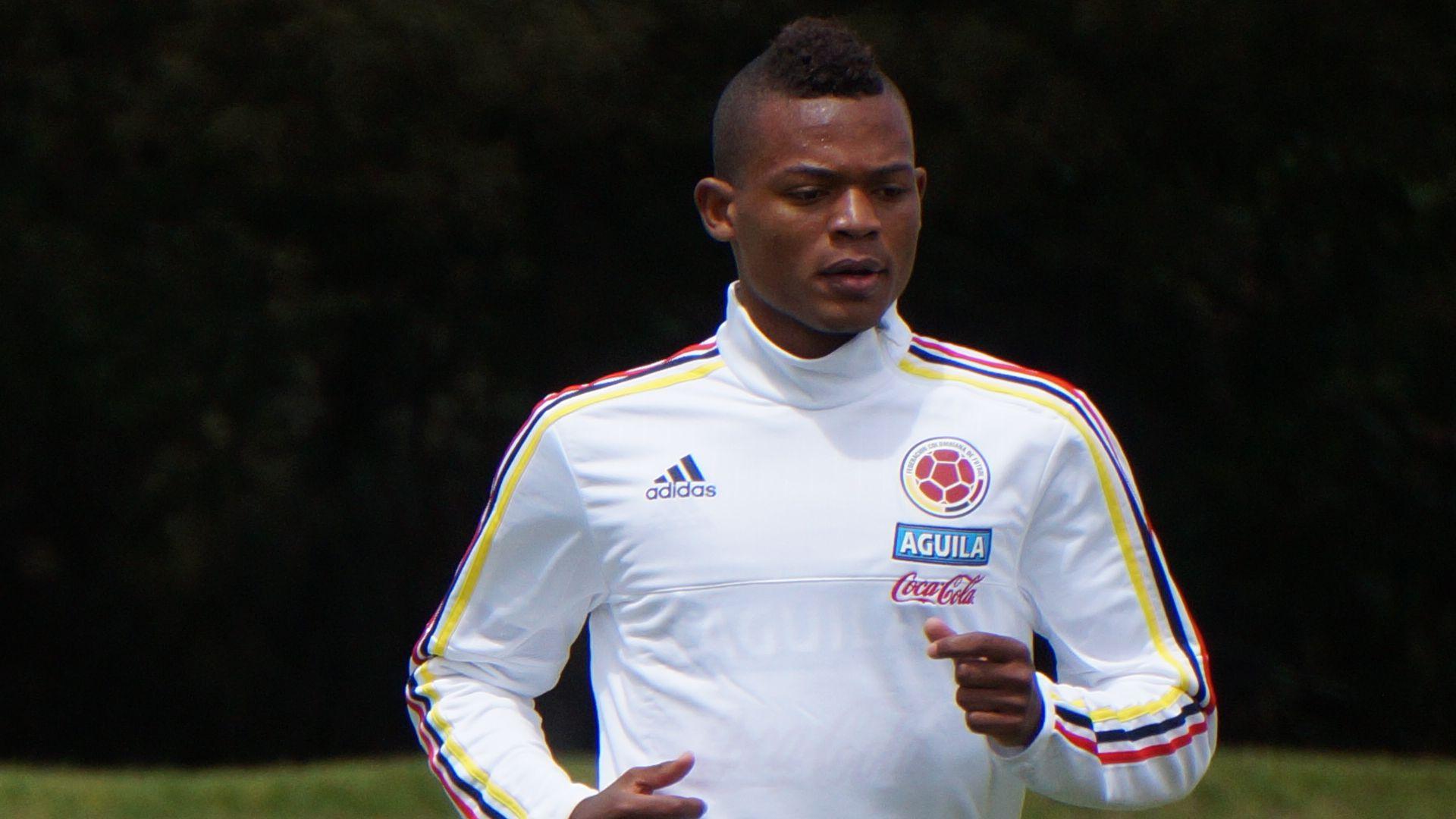 Microciclo Selección Colombia 2016 - Harold Preciado