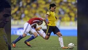 Falcao - Colombia (gol 15 vs PAraguay)