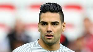 Radamel Falcao García con AS Mónaco / 2016-2017