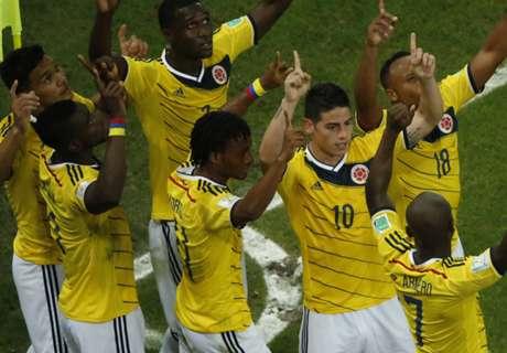 Colombia en los Mundiales: participaciones, partidos, goleadores y curiosidades