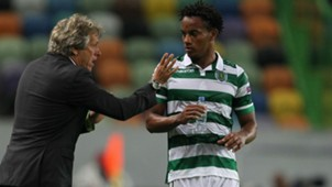André Carrillo - Sporting Lisboa