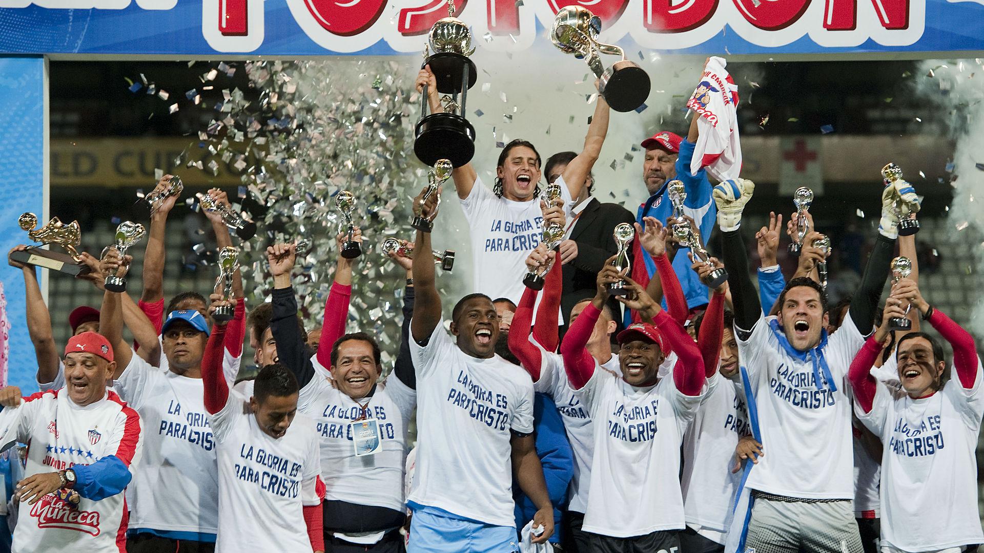 Junior Campeón Colombia 2011-II
