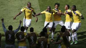 Colombia - Mundial Brasil 2014