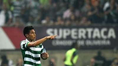 Teófilo Gutiérrez - Sporting CP