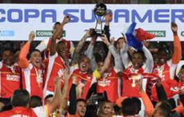 Independiente Santa Fe campeón Copa Sudamericana 2015