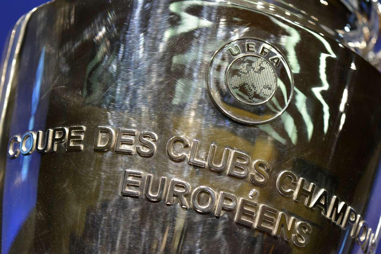 Champions League - Trofeo