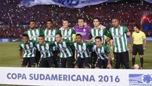 Atlético Nacional Copa Sudamericana 2016