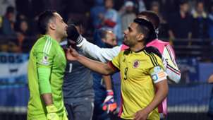David Ospina & Radamel Falcao Colombia 2015