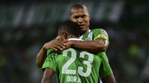 Borja & Henríquez Atlético Nacional vs Independiente del Valle final Libertadores 27072016