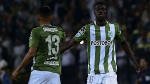 Davinson Sánchez Atlético Nacional Copa Libertadores 2016