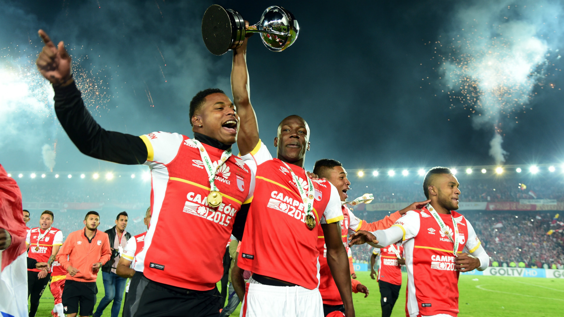 Santa Fe campeón Copa Sudamericana 2015