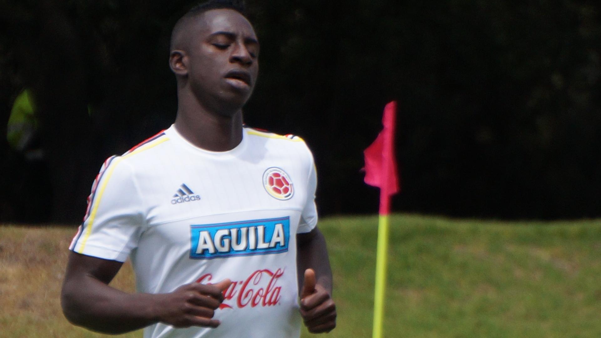 Deiver Machado Microciclo Selección Colombia 2016