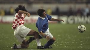 Croatia Italy 08101995 Jurcevic Del Piero