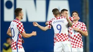 Croatia Moldova friendly