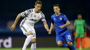 marko pjaca - dinamo juventus - champions league - 27092016