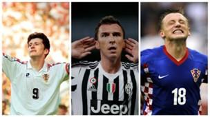Hrvati strijelci u Ligi prvaka